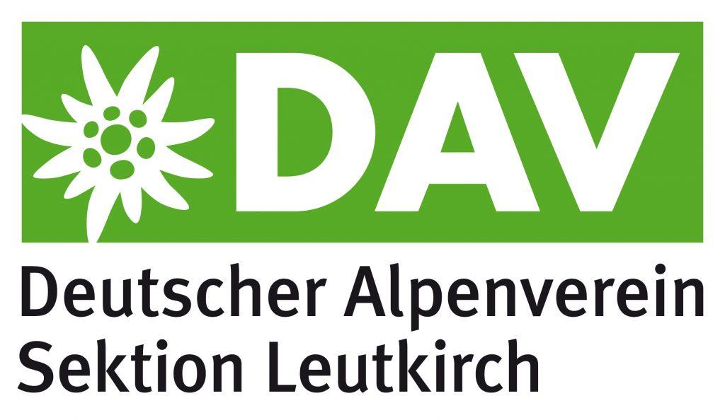 DAV Logo die Hütte