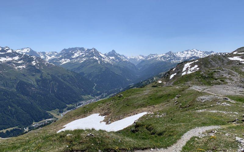 Touren Lechtaler Höhenweg